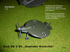 Sack AS 6 V3      1/72 Bird Models Resinbausatz / resin kit
