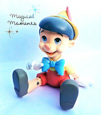 Disney Magical Moments Figurine - Pinocchio - Make a Wish (DI186) approx 8cm