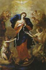 Knotenlöserin Augsburg Heiligenbild Maria Mutter Gottes Jesus Kommunion HBP 5069