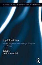 Digital Judaism  9780415736244