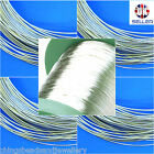 .925 Sterling Silver Round Wire 0.4mm 0.6mm 0.8mm 1.0mm Wire Length 250 & 1000mm