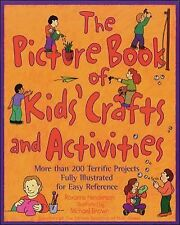Roxanne Henderson - Picture Book Of Kids Crafts An (1998) - Used - Trade Pa