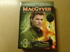 5-DISC DVD BOX / MACGYVER: SEASON 3