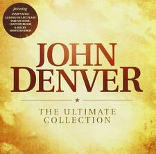 John Denver - Ultimate Collection CD NEW & SEALED  Greatest Hits / Very Best Of