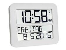 Time Line Funk Max Wanduhr übersichtliche Uhr für Senioren Seniorenuhr digital