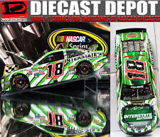 KYLE BUSCH 2015 NEW HAMPSHIRE WIN RACED VERSION INTERSTATE BATTERIES 1/24 ACTION