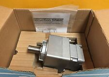 Able/Shimpo VRAF C1500671404000, 15:1 Servo Planetary Gear Reducer, New + Manual