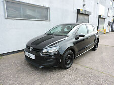 11 Volkswagen Polo 1.2 S Damaged Salvage Repairable