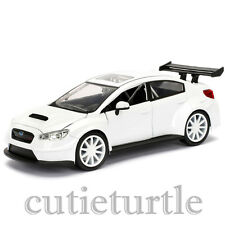 Jada Fast and Furious 8 MR. Little Nobody's Subaru WRX Sti 1:24 98299 White