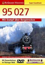 DVD 95 027 - Mit Dampf über Bergstrecken Rio Grande
