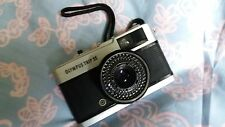 OLYMPUS TRIP FILM CAMERA 35mm WITH CCS CAMERA CARE SYSTEMS CASE 35 mm COLLECTORS