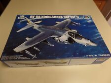 Trumpeter AV-8B night Attack Harrier II 1:32 Scale #02285  R & L Fuselage