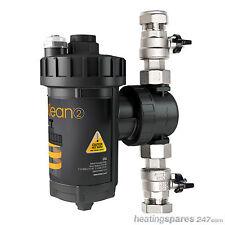 Intaklean 2 Central Heating Magnetic Filter IK2MF28 BNIB-Inta-Klean 28mm Filter