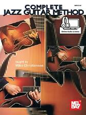 MEL BAY'S COMPLETE JAZZ GUITAR METHOD BOOK