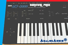 *** KORG DW-8000 Survival Pack - NEW STUDIO PATCHES + FACTORY SOUNDS