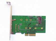 SAMSUNG PM951 SM951 950 PRO PCIe GEN 3 NVME M.2 NGFF SSD to PCIE X4 adapter card