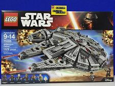 BRAND NEW LEGO Star Wars Millennium Falcon 75105 FACTORY SEALED 2015 Disney