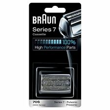 Braun Series 7 70S 9000 REPLACEMENT SHAVER HEAD FOIL Pulsonic Prosonic