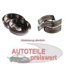 Zimmermann Bremstrommeln + Bremsbacken hinten Fiat Grande Punto Opel Adam Corsa