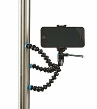 Joby Gorillapod Video Tripod with Griptight Mount for Standard Smartphones