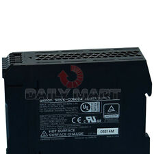 New OMRON Switching Power Supply S8VK-C06024, AC-DC, DIN Rail, 24V@2.5A