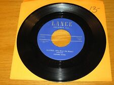 "GIRL GROUP ROCK & ROLL 45 RPM - THE SHEPHERD SISTERS - LANCE 125 - ""ALONE"""