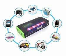 68800mAh 4USB Vehicle Car Booster High Power Jump Starter Battery Power Bank