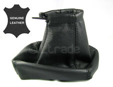 New leather gear shift gaiter Vauxhall Opel Zafira A 1999-2005 boot cover