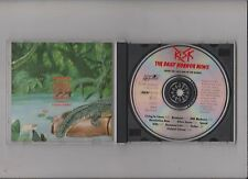 RISK  - THE DAILY HORROR NEWS -  1988  CD SPV 85-7574