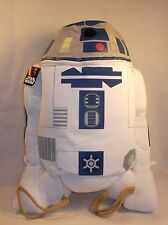 Star Wars R2D2 Novelty Plush Bag Backpack Buddy NEW