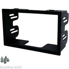 CT24VW08 VOLKSWAGEN PASSAT 1996 to 2005 DOUBLE DIN RADIO MOUNTING FASCIA PANEL