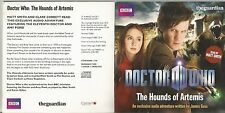 DR WHO - THE HOUNDS OF ARTEMIS - GUARDIAN PROMO AUDIO CD