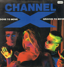 CHANNEL X  - Groove To Move - Beat Box International