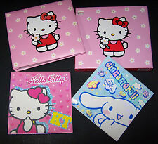 NEW! Sanrio HELLO KITTY 9.5 x 8.5 Scrapbook Photo Album Kit in Box!