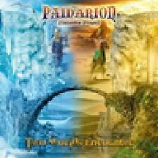 PAIDARION  PROJECT - TWO WORLDS ENCOUNTER DIGIPAK 2016 NOV SAMURAI OF PROG NEW