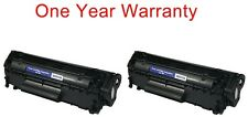 2 black ink toner cartridge for HP 26X CF226X LaserJet Pro M402d C5F92A Printer