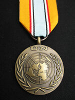 BRITISH ARMY,PARA,SAS,RAF,RM,SBS - UN Military Medal & Ribbon ANGOLA - F/S New!