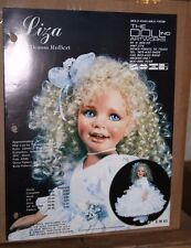 "DOLL ARTWORKS DOLL MOLD ~ 24"" LIZA HEAD MOLD ~ CLOWN TECH SHEET / PATTERNS /"