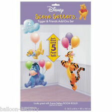 Disney Winnie The Pooh Bear Scene Setter Prop Add on's - Tigger and Eyore