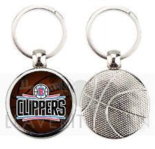 LOS ANGELES CLIPPERS L.A. NBA BASKETBALL KEYRING-KEYCHAIN-PORTACHIAVI-LLAVERO
