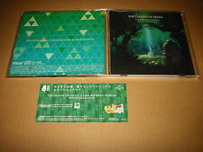 Legend of Zelda LINK BETWEEN WORLD Sound Selection Soundtrack,CD [USED]