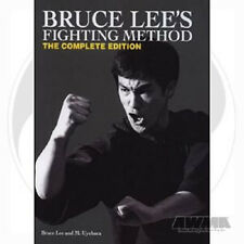 Bruce Lee's Fighting Method - The Complete Edition - wing chun fung fu book