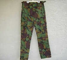 New Zealand army issue kiwi camo DPM surplus pants Mens 28 to 30 inch waist reg