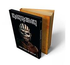 IRON Maiden-The Book of Souls (casebound book) - 2 CD-come nuovo
