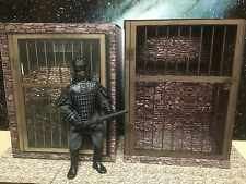 Planet Of The Apes Prison Environment for Sideshow POTA 1/6 Scale Figures