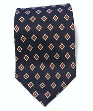 XMI FOR NORDSTROM 100% SILK  MEN'S TIE HAND MADE IN USA