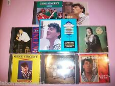 GENE VINCENT - COMPLETE CAPITOL & COLUMBIA - 6 CD + BOOKLET - ROCKABILLY 180TRAX