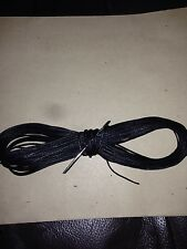 Waxed thread 10 metres for jewellry makin and other with 1x blunt needle