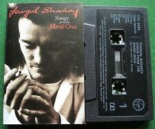 Feargal Sharkey Songs from the Mardi Gras Cassette Tape - TESTED