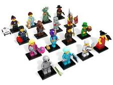 Genuine LEGO 8827 MINIFIGURE Series 6 COMPLETE SET of 16 figures w/ tracking
